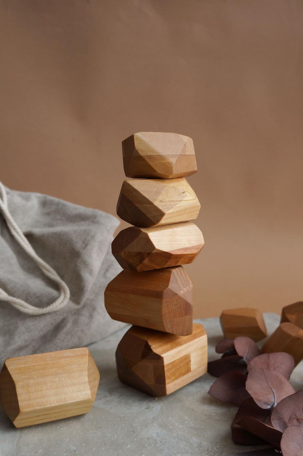 Игра медитация Туми Иши (натуральный цвет)