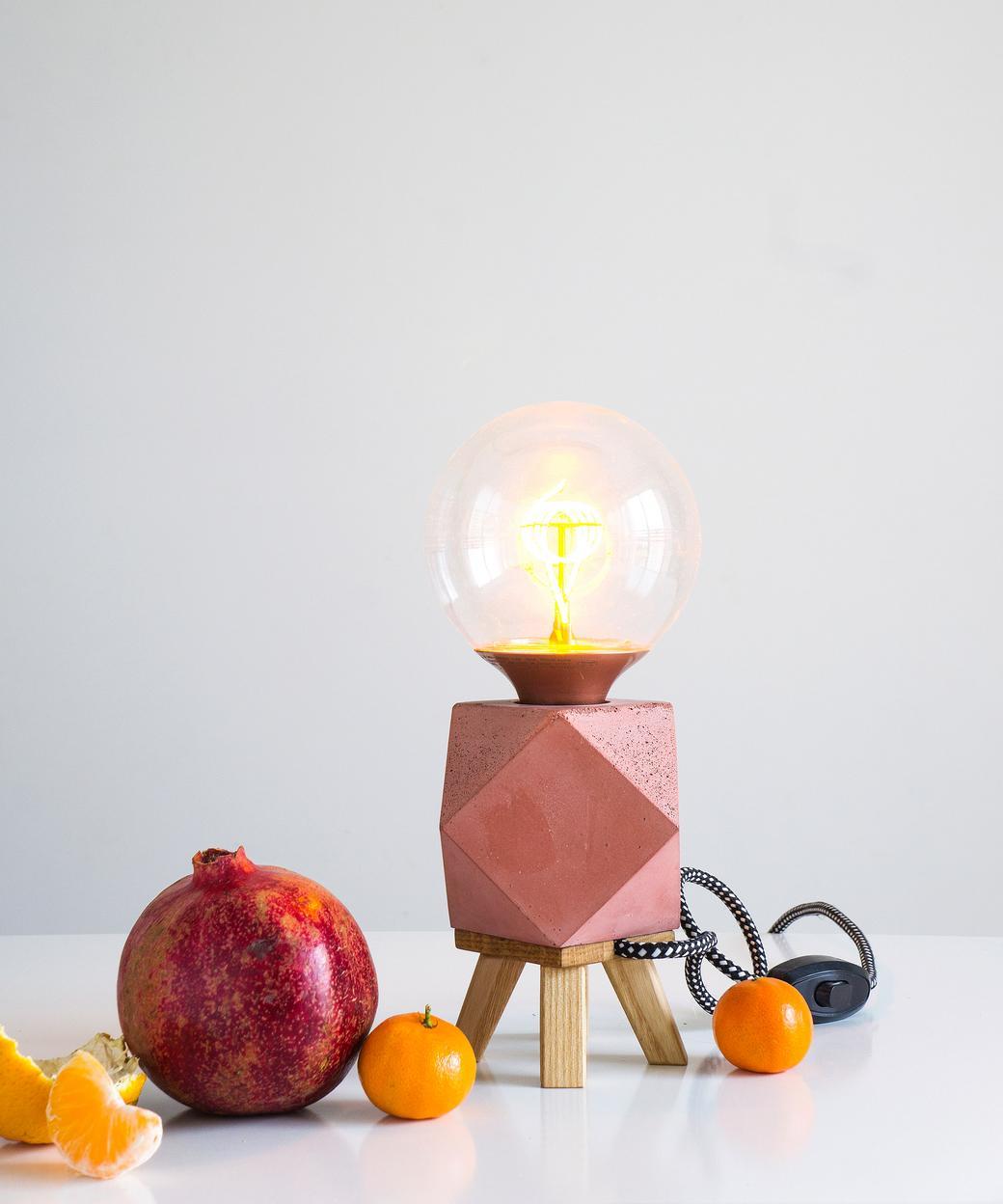 Настольный светильник Cosmico_Cyclope SW