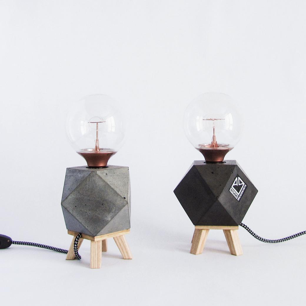 Настольный светильник Cosmico_Cyclope MW