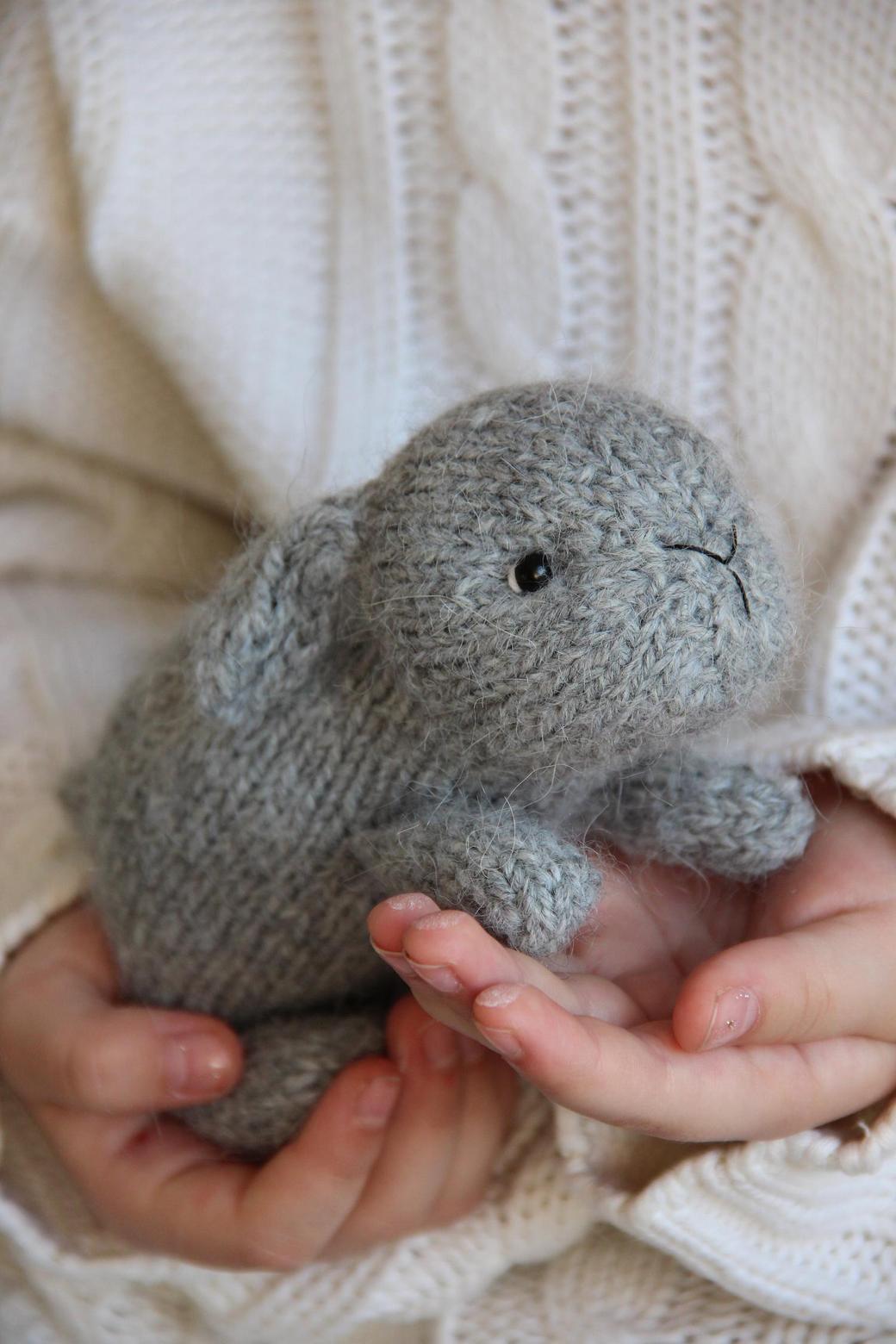 Шерстяной кролик