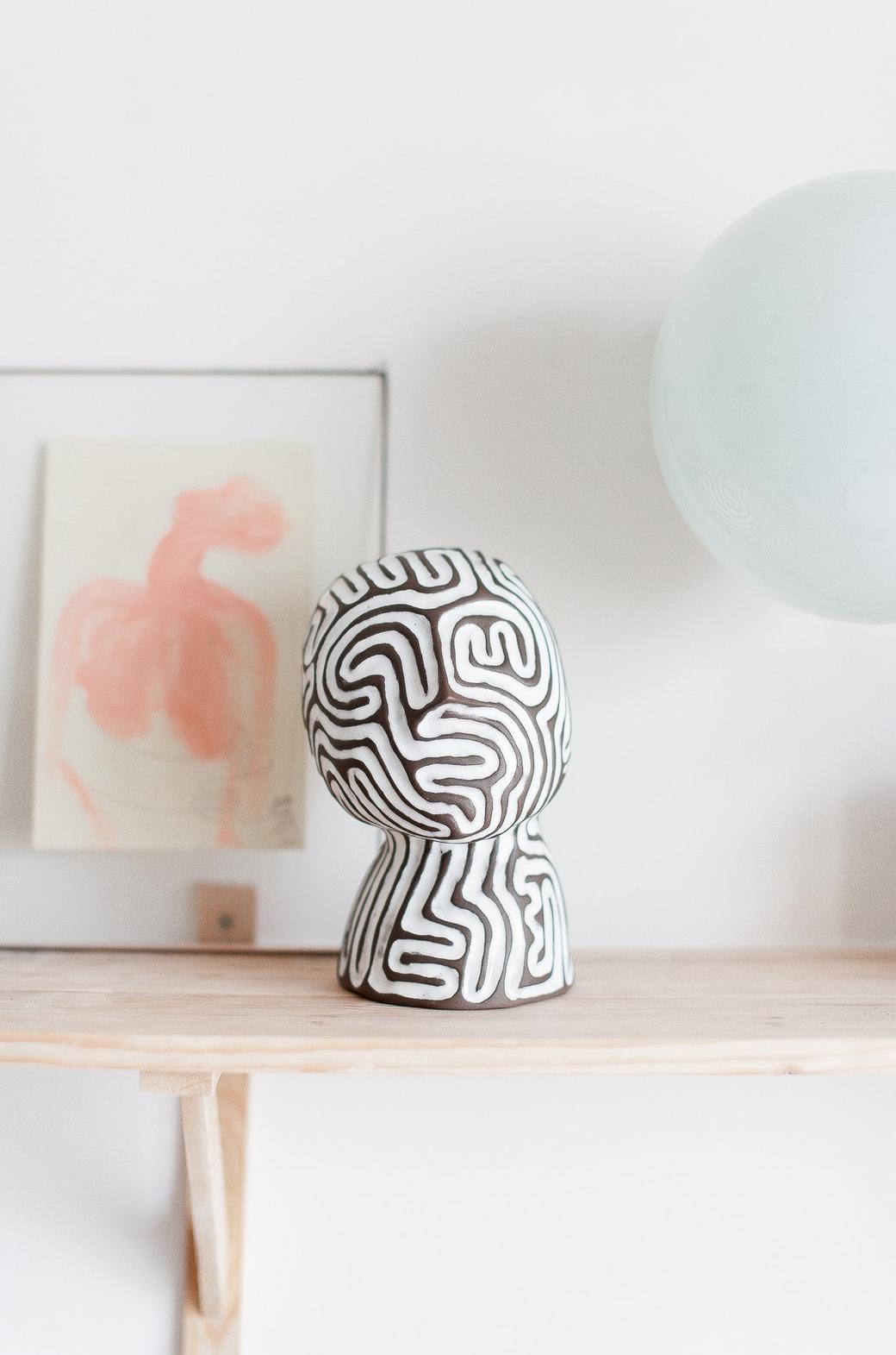 Скульптура из керамики