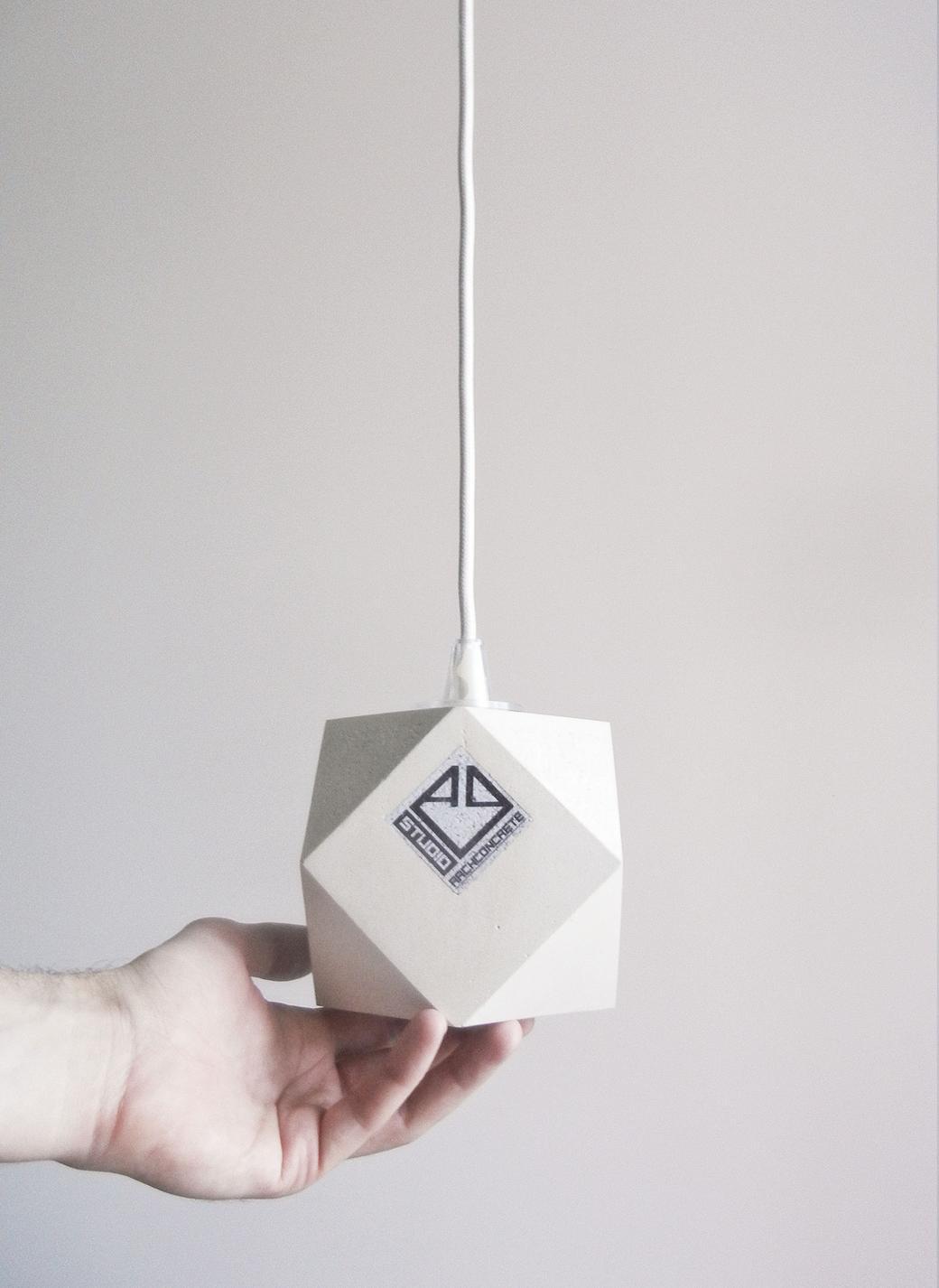 Подвесной светильник Cubo_Cut