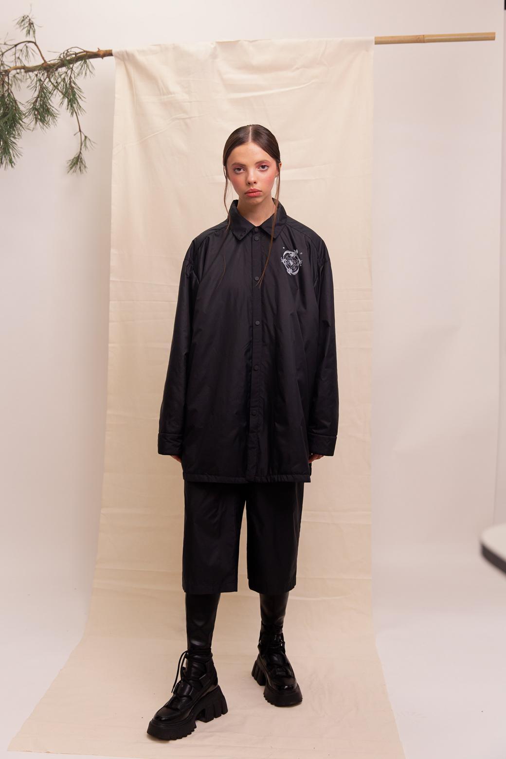 """Рубашка """"Black dragon"""" унисекс"""
