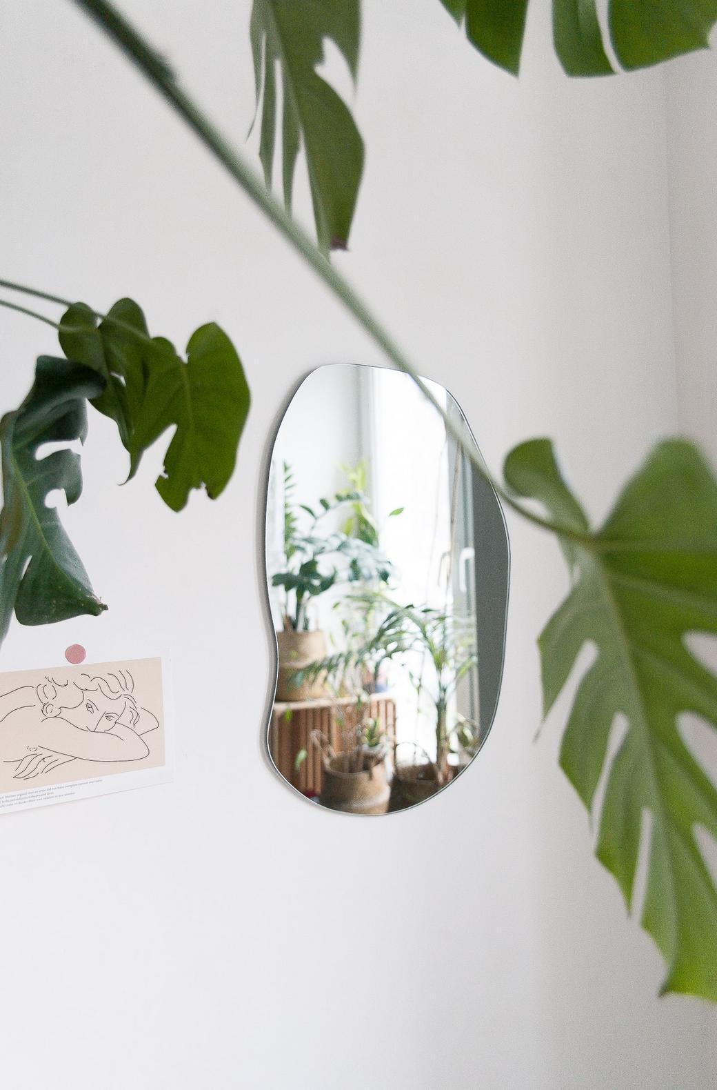 Асимметричное зеркало