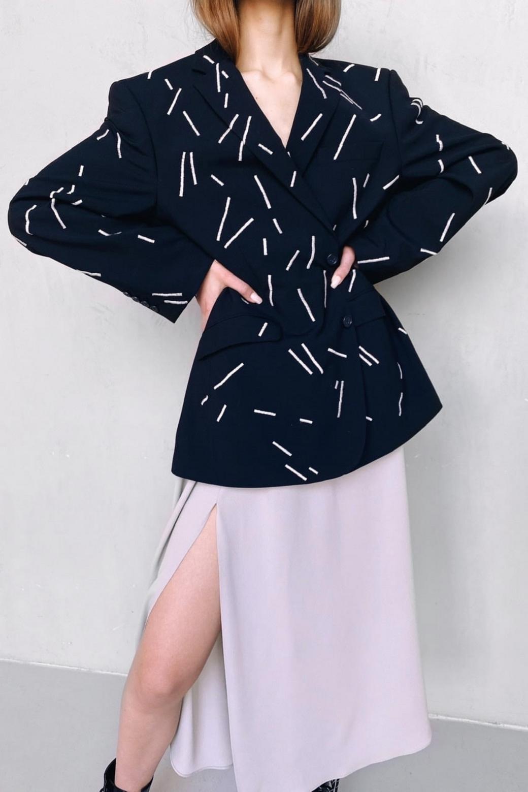Пиджак «Дождливый»